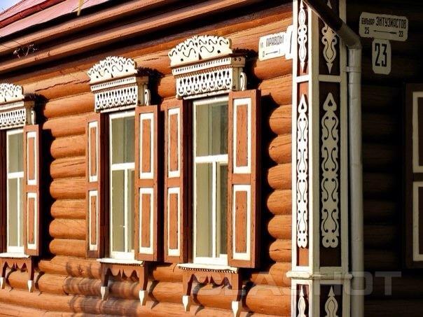 Деревянной архитектуре Тамбовского края будет посвящён специальный альбом