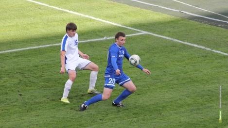 Тамбовская «Академия футбола» выиграла на своем поле