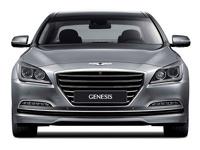 Hyundai провела презентацию нового седана Genesis