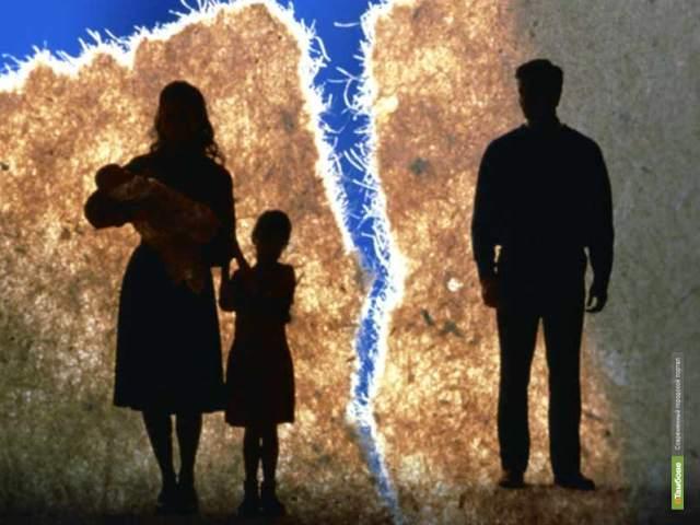 В 2013 году распалось на 10 процентов больше тамбовских семей, чем в 2012