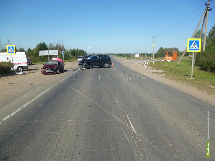В ДТП на Северном обходе пострадали четыре человека