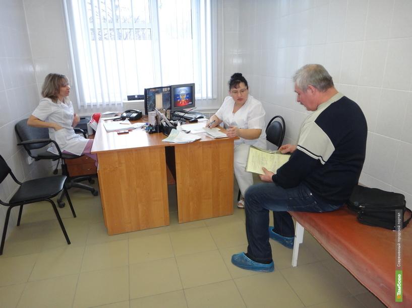 Тамбовские врачи готовятся к первому съезду интеллигенции