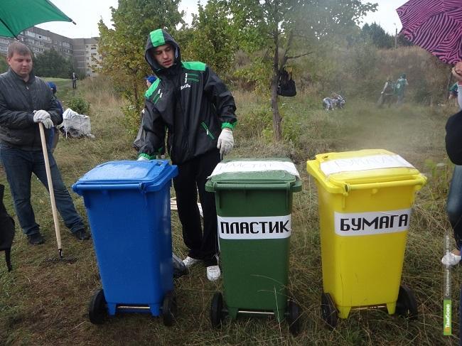 В Тамбове мусор могут превратить в биогаз