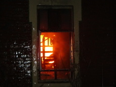 В Староюрьевском районе пожилая супружеская пара сгорела в огне