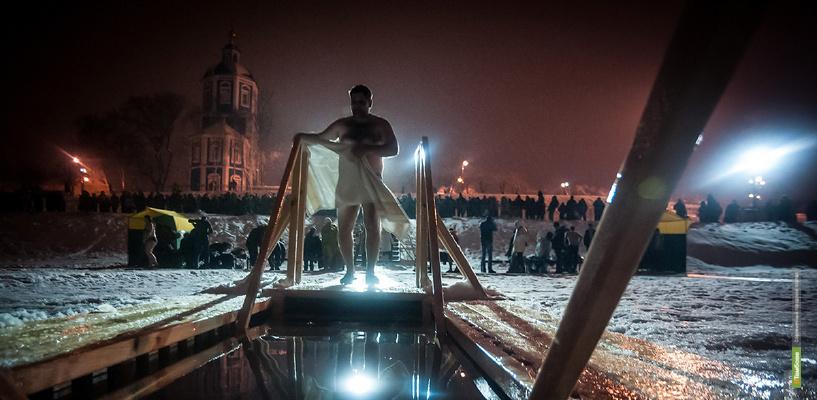 В Тамбове начали подготовку к празднованию Крещения Господня