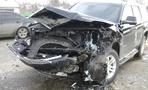 Не учел дорожные условия: водитель иномарки столкнулся с двумя легковушками