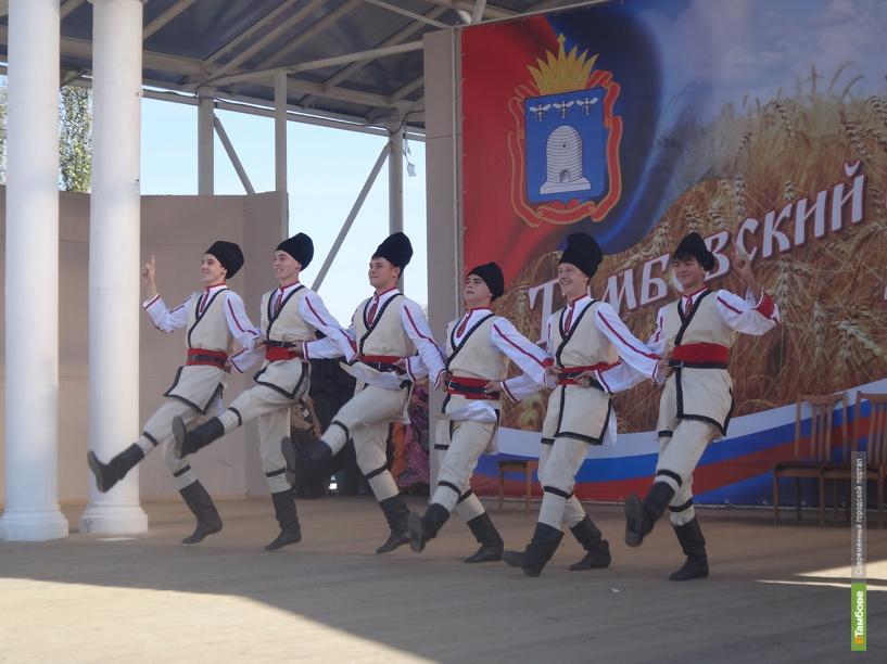 В регионе пройдет фестиваль искусств «Тамбовские звезды-2013»
