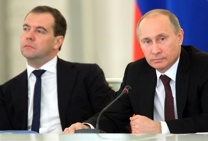 Руководство России съезжается в Крым, чтобы доказать миру, что он неотъемлемая часть РФ