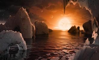 Ученые создали 3D модель планеты, похожей на Землю