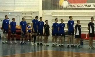 ВК «Тамбов» обыграл на выезде соперников из Острогожска