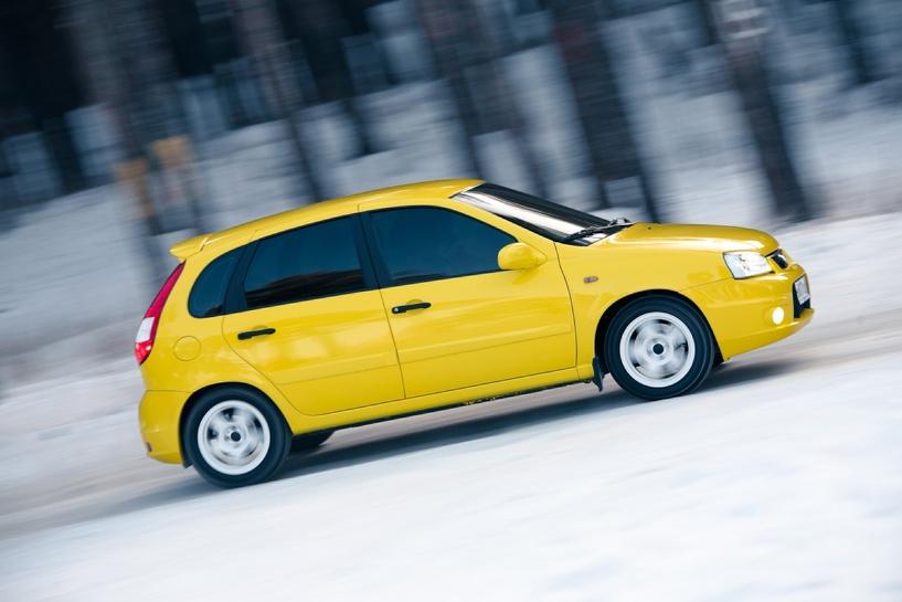 ВАЗ перестал поставлять автомобили на Украину
