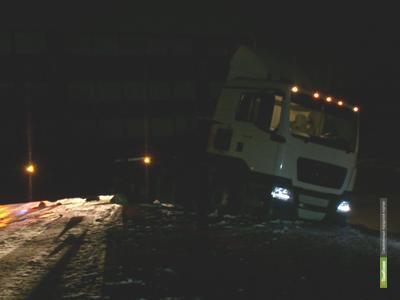 Два человека погибли в ДТП на Тамбовской трассе