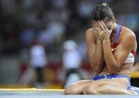 Чемпионат мира по легкой атлетике оставил Исинбаеву без медали