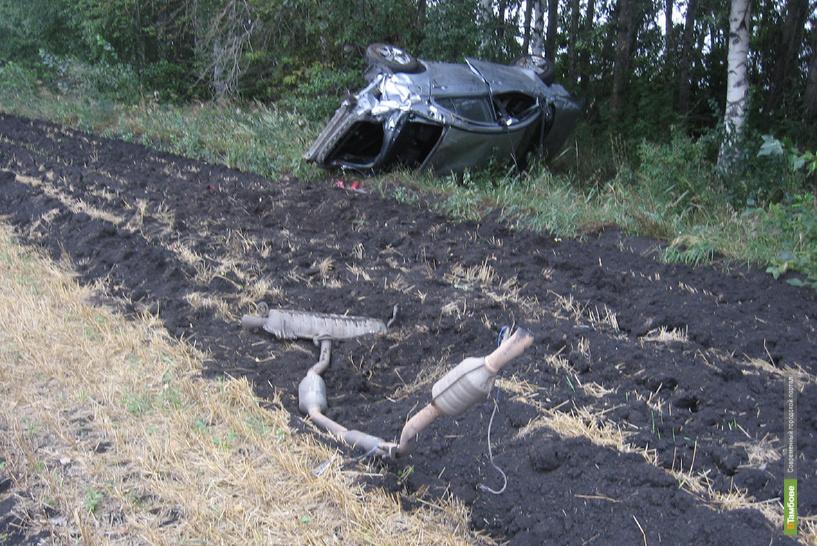 «Летающий» Mitsubishi убил своего хозяина