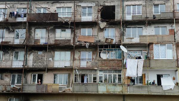 В области ведется активное переселение из аварийного жилья