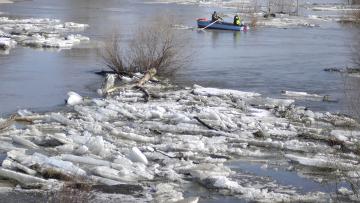 Специалисты держат под контролем паводковую ситуацию в регионе