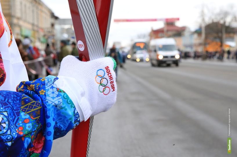 Тамбовская активистка вошла в состав волонтёров сочинской Олимпиады