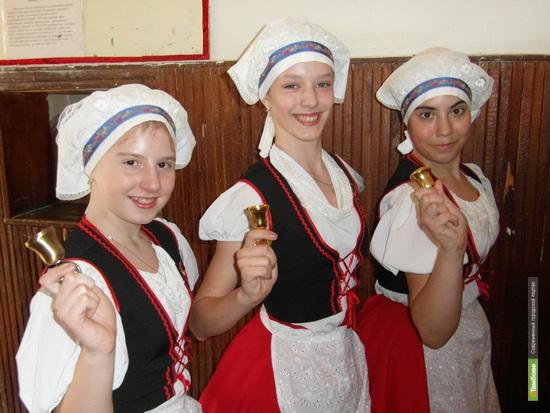 Жителей области окунут в немецкую культуру