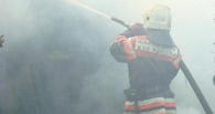 В Сосновке в результате пожара пострадали люди