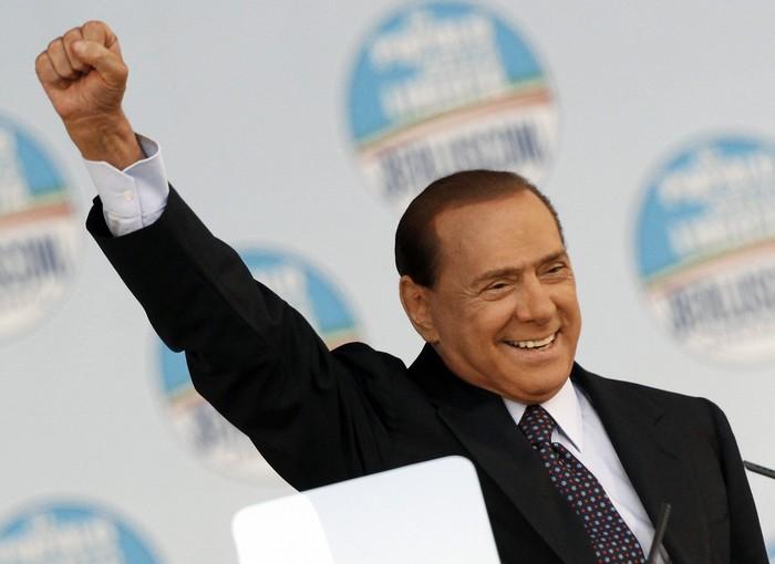 Сильвио Берлускони приговорили к году общественных работ