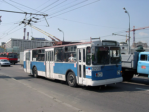 Александр Бобров «получил удовольствие» от тамбовских автобусов