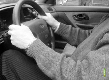 Мичуринский автослесарь угнал автомобиль клиента