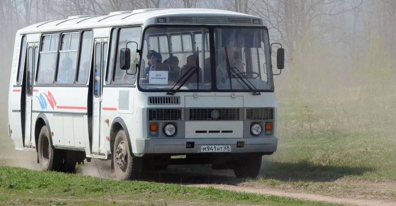 На Тамбовщине водителей междугородних автобусов оденут в форму