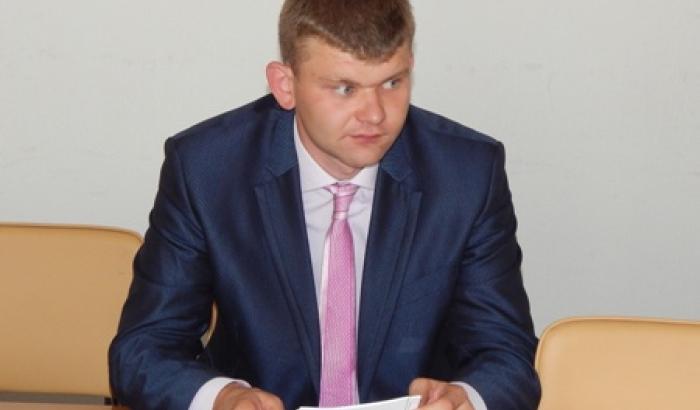 Молодёжный парламент возглавил Дмитрий Свиридов