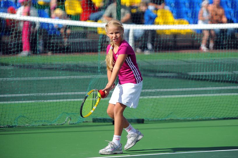 Завершился областной зимний чемпионат по большому теннису