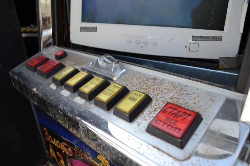 В Мичуринске ликвидировали очередное игровое заведение