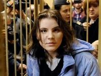 Освобожденная участница Pussy Riot пожаловалась в Европейский суд