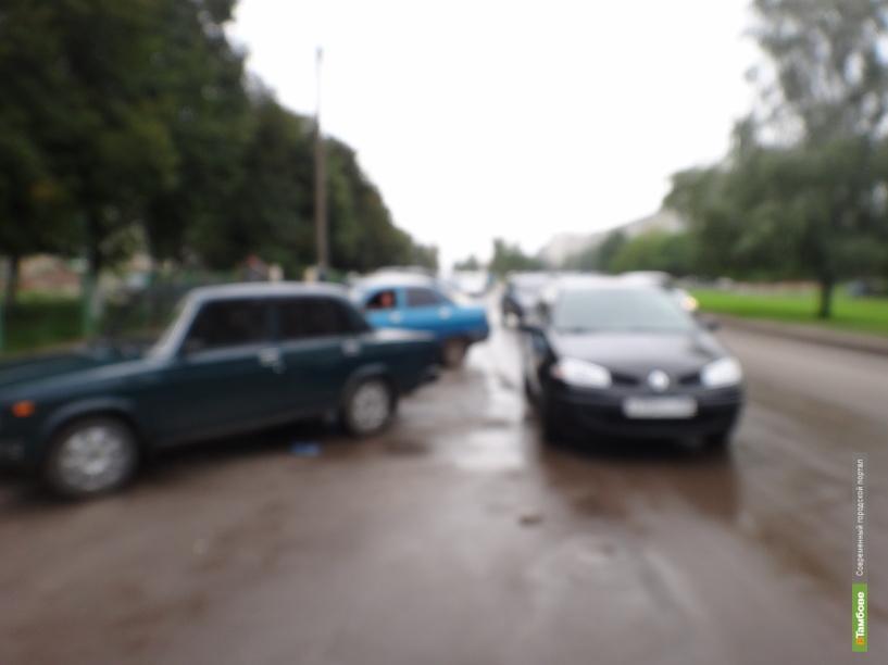 В Тамбове планируют обустроить дополнительные парковки