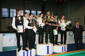 Тамбовский бильярдист привёз «бронзу» с всероссийского турнира