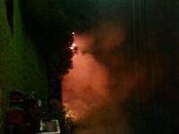 В Новгородской области сгорела психбольница