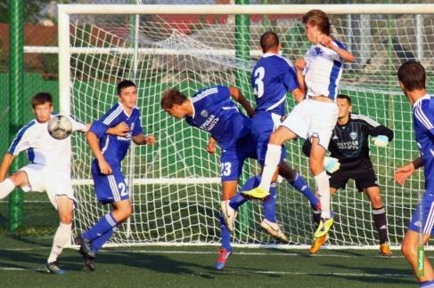 Тамбовская «Академия футбола» сразится с брянским «Динамо»
