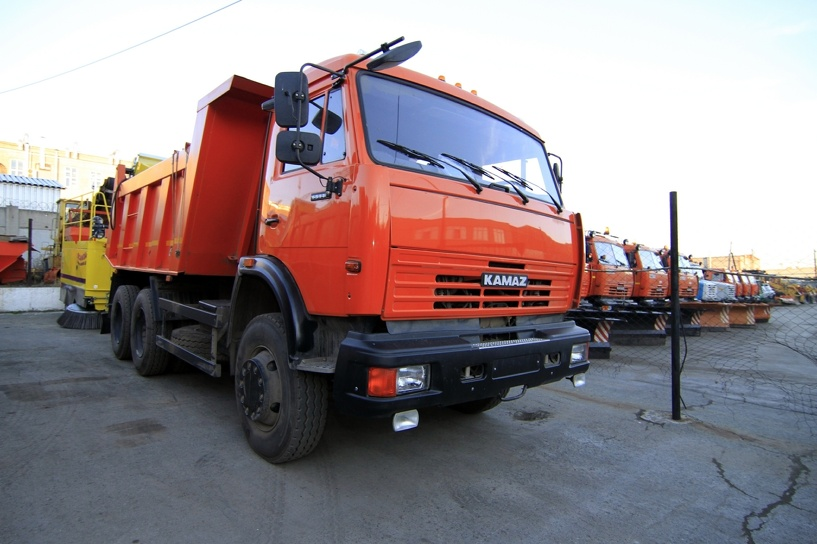 КАМАЗ к 2020 году выпустит первый российский грузовик-беспилотник