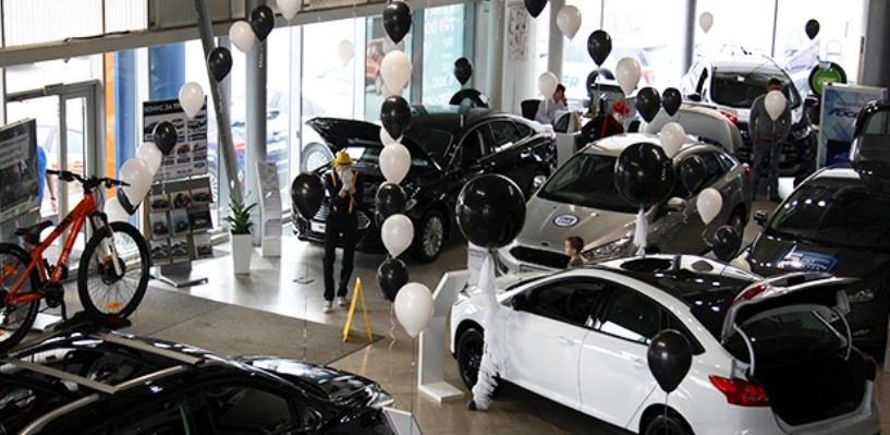 8 апреля в автосалоне «Глобус Моторс» (официальный дилер Ford в Тамбове) прошёл день открытых дверей