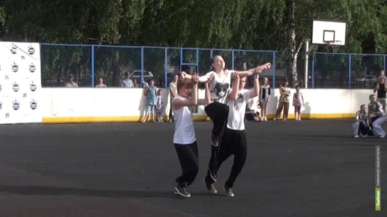 Финалисты «Танцуй, Тамбов»: «Black Stripes» — Мы образовались ради участия в этом конкурсе