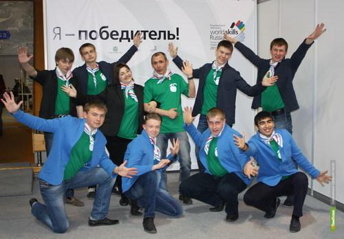 Тамбовчанин в составе сборной России примет участие в чемпионате WorldSkills