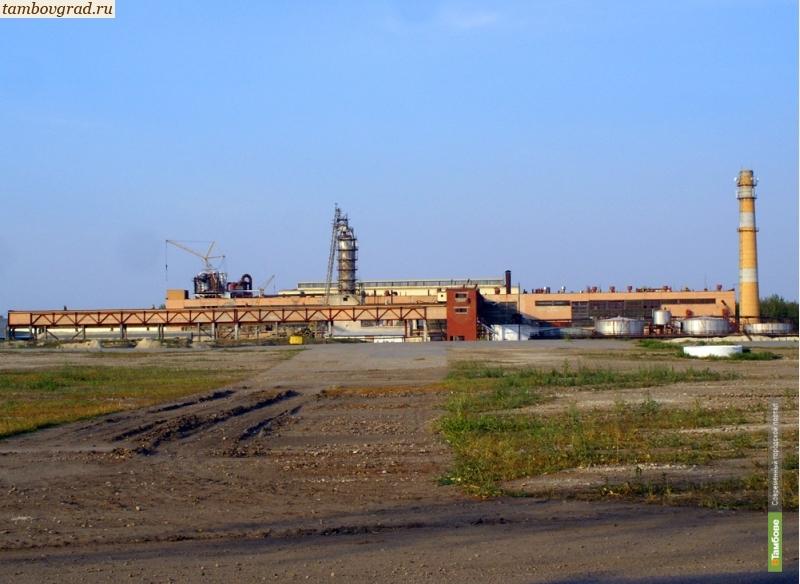 Тамбовскому заводу дали денег на производство сахара