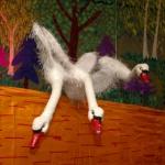 В тамбовскую «куколку» прилетели калининградские «Гуси-лебеди»