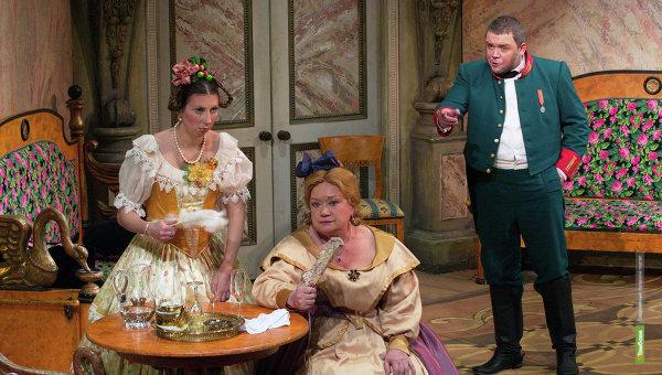 В тамбовской «куколке» поставят спектакль-катастрофу по Гоголю