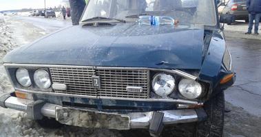 В Мичуринском районе иномарка сбила двух пешеходов