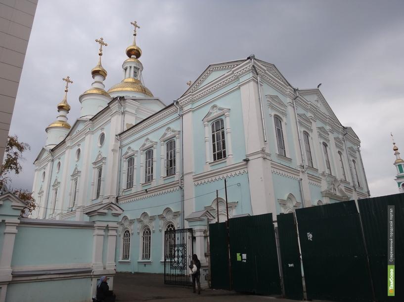 Тамбов обещал посетить Патриарх Московский и всея Руси Кирилл