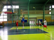 Баскетболисты из Курска вырвали победу у тамбовчан