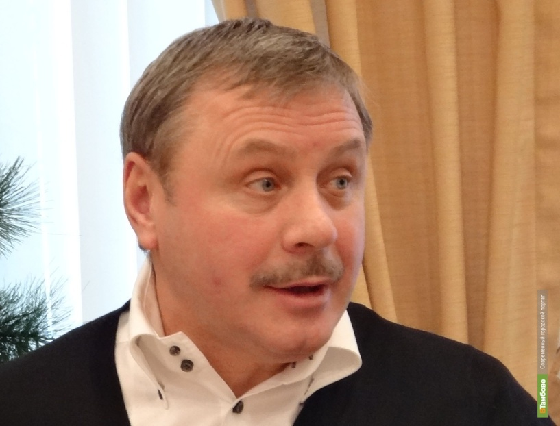 Президент РФ наградил медалью сити-менеджера Тамбова