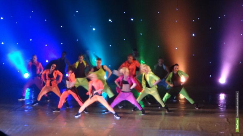 В Тамбове побывал шоу-балет «Тодес»