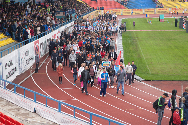 СДЮСШОР «Академия футбола» наградили грантом в размере 800 тысяч рублей