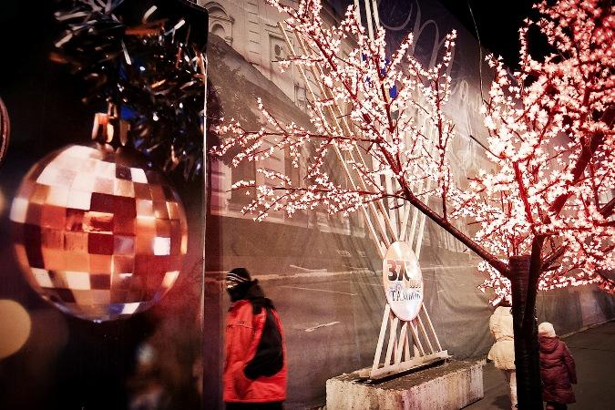 На севере Тамбова с размахом отметят Новый год