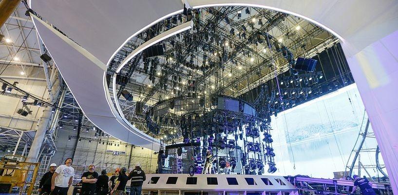 Первый канал отказался от трансляции «Евровидения» в 2017 году